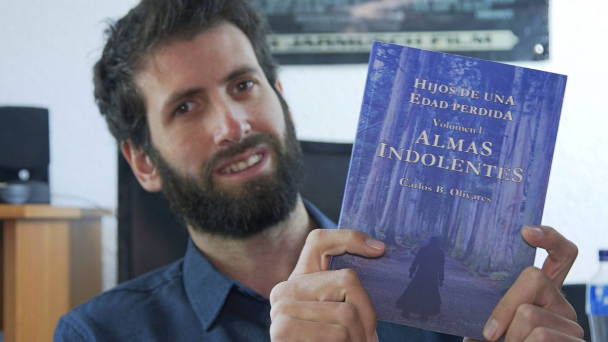 Comprar el libro de almas indolentes de Carlos B Olivares